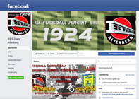 Die Stahlelf-Facebook-Seite